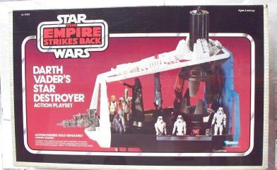 Star Wars Star Destroyer Playset