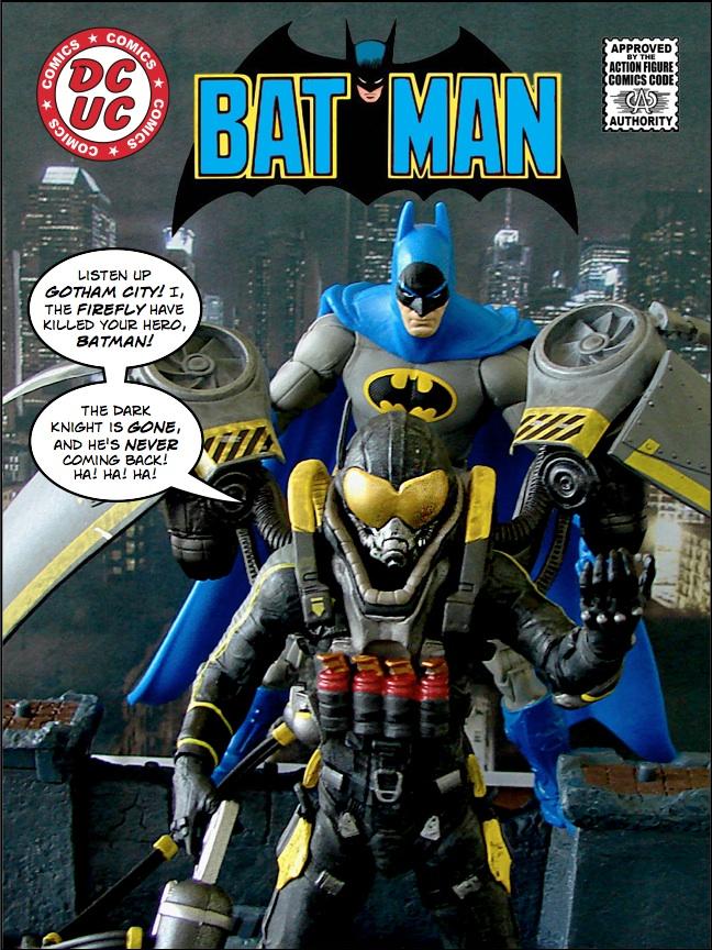 Batman: Gotham Gotham Burning Bright! - BillsComics com