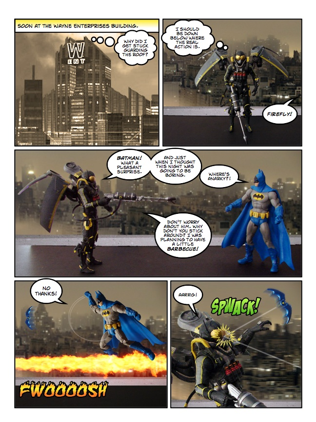 Batman: Gotham Gotham Burning Bright! - BillsComics com