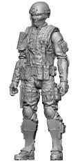Marauder Task Force Gaming Figures 03