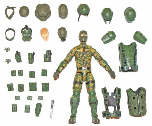 Marauder Task Force Gaming Figures 05