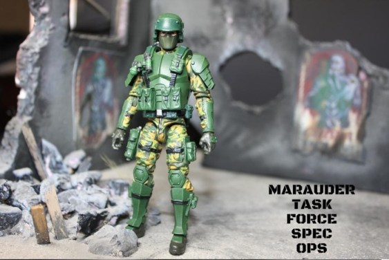 Marauder Task Force Gaming Figures 06