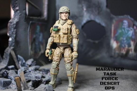 Marauder Task Force Gaming Figures 10