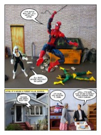 The Amazing Spider-Man - Date Night page 12