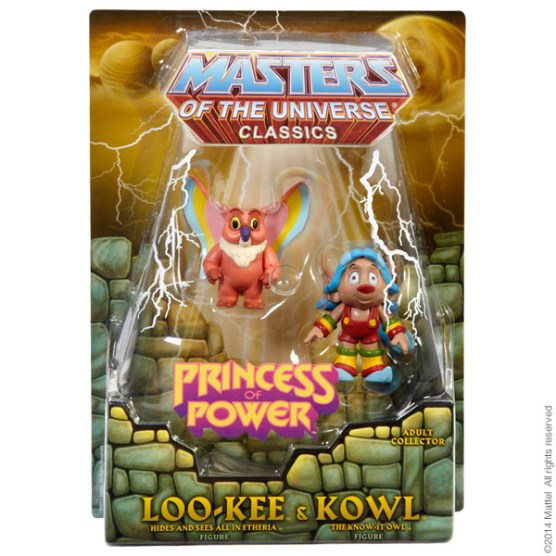 Masters of the Universe Classics Loo-Kee and Kowl 1