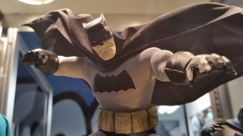 SDCC 2014 - Mezco One 12 Collective Dark Knight Returns
