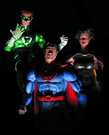 DC Comics Super Villains Crime Syndicate