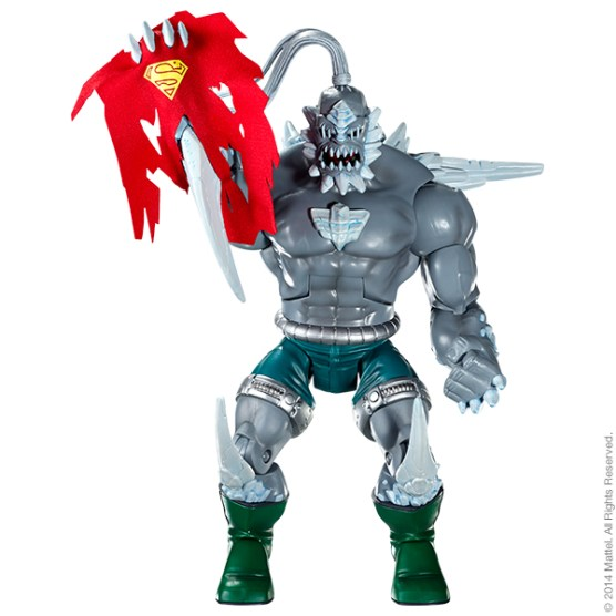 DCU Classics Doomsday (Unleashed)