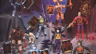 Hasbro 1987 Visionaries Knights of the Magical Light Collectors Guide 3