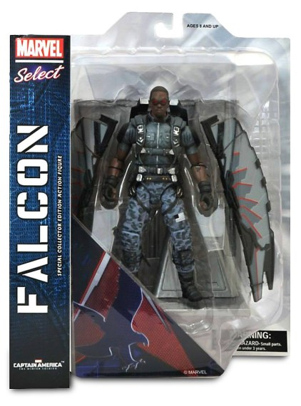 Falcon Action Figure - Marvel Select