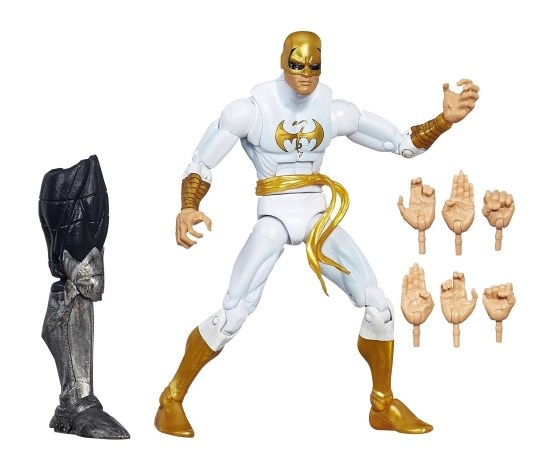 Marvel Legends All-Father - Iron Fist 1