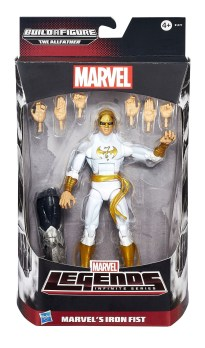 Marvel Legends All-Father - Iron Fist 2