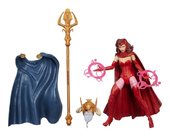 Marvel Legends All-Father - Scarlet Witch 1