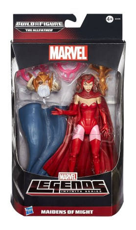 Marvel Legends All-Father - Scarlet Witch 2