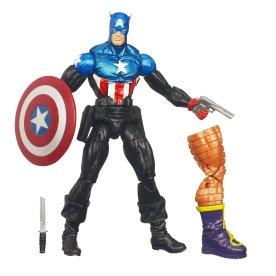 Marvel Legends Captain America (Bucky Barnes)