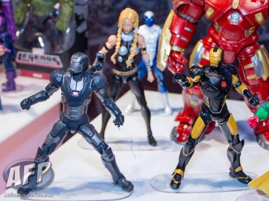 Toy Fair 2015 Hasbro Marvel Legends Hulkbuster Iron Man (7 of 22)
