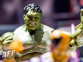 Toy Fair 2015 Hasbro Marvel Legends Thanos (9 of 14)