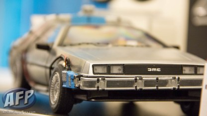 Toy Fair 2015 Hot Wheels Elite Back to the Future DeLorean (1 of 11)