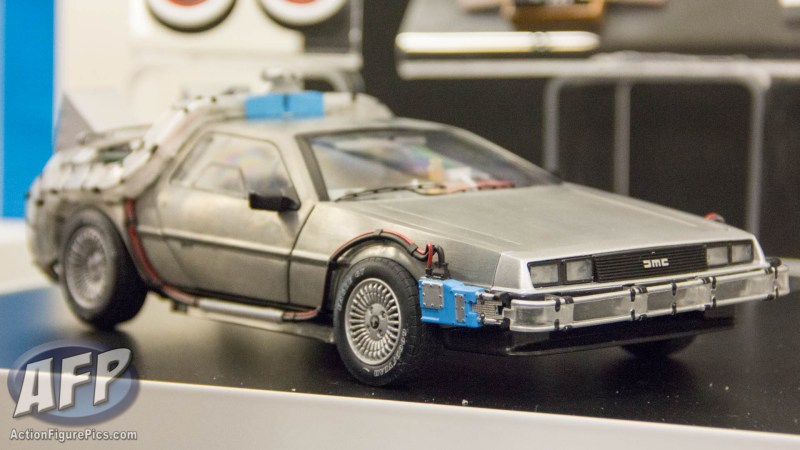 Toy Fair 2015 Hot Wheels Elite Back to the Future DeLorean (11 of 11)