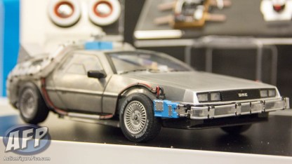 Toy Fair 2015 Hot Wheels Elite Back to the Future DeLorean (2 of 11)