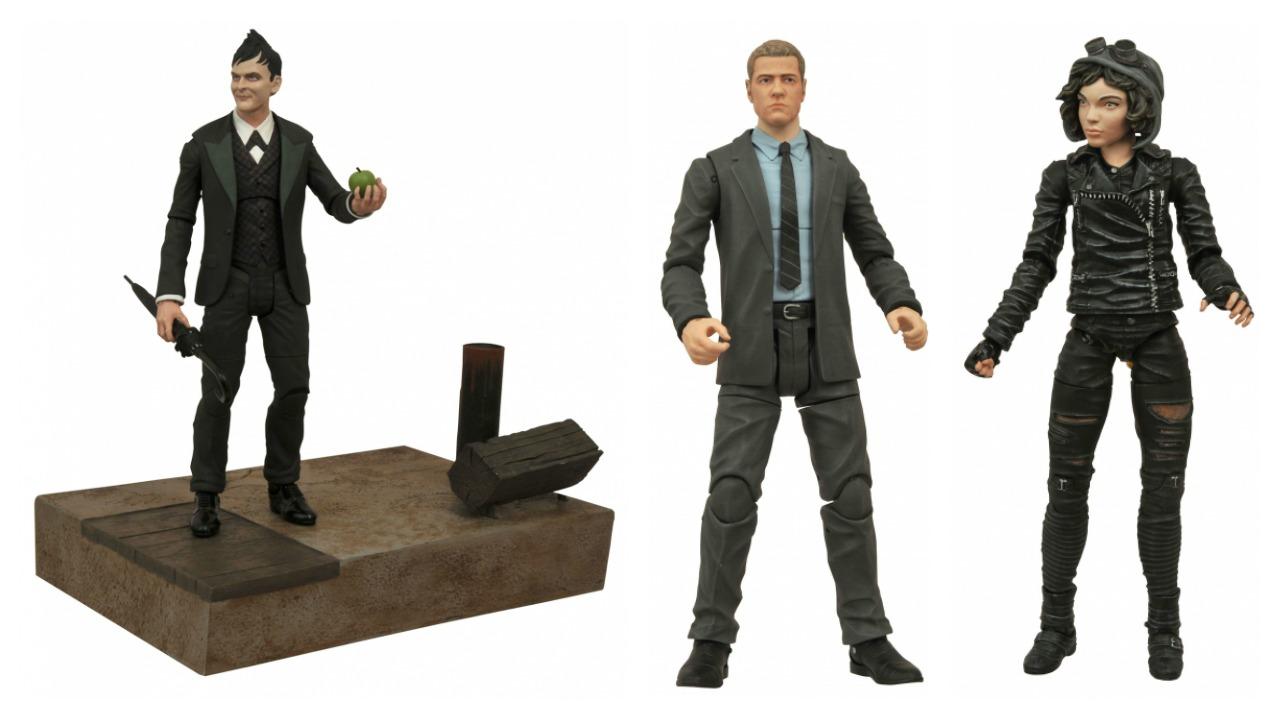 "Gotham Select Oswald Cobblepot Series 1 7/"" TV Figure by Diamond Select"