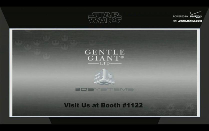 Star Wars Celebration - Gentle Giant 28