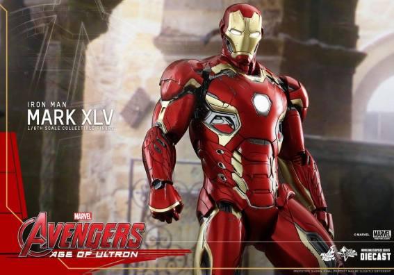 Hot Toys Avengers Age of Ultron Iron Man Mark XLV 04