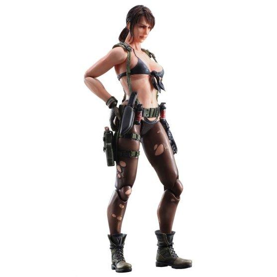 Square Enix Play Arts Kai Metal Gear Solid V Quiet 1