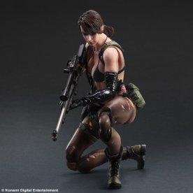 Square Enix Play Arts Kai Metal Gear Solid V Quiet 5