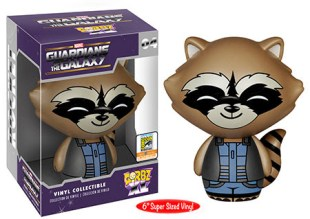Dorbz XL Guardians of the Galaxy - 6 Nova Suit Rocket Raccoon