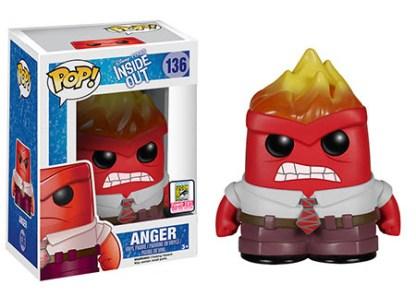 Pop! DisneyPixar Inside Out – Flamehead Anger