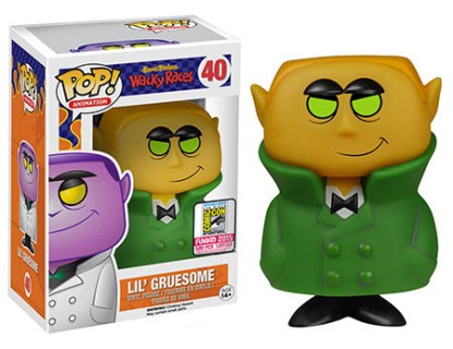 Pop! Hanna-Barbera Lil' Gruesome (Yellow)