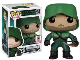 Pop! TV Arrow - The Arrow Unmasked