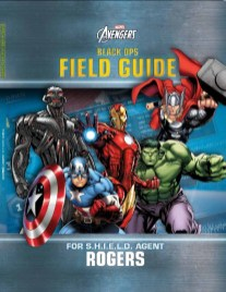 Put Me In The Story (Avengers Black Ops Field Guide) - 2 front cover
