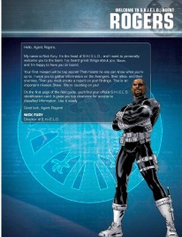 Put Me In The Story (Avengers Black Ops Field Guide) - 5 Welcome from Nick Fury