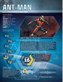 Put Me In The Story (Avengers Black Ops Field Guide) - 6 Ant-Man profile 1