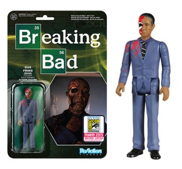 ReAction Breaking Bad – Dead Gustavo Fring