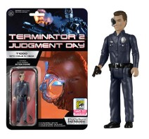 ReAction Terminator 2 - T1000 with Hole in Head