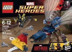LEGO - 76039 ANT-MAN FINAL BATTLE 1