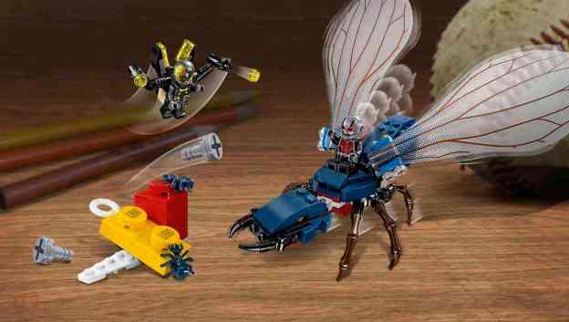 LEGO - 76039 ANT-MAN FINAL BATTLE