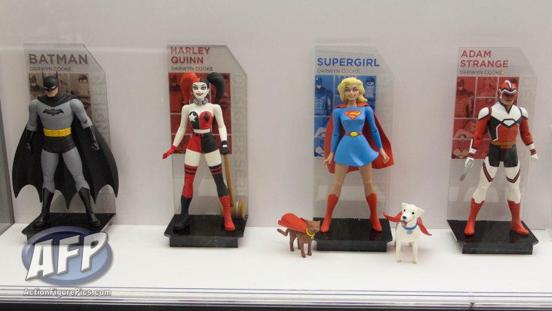 SDCC 2015 DC Collectibles Artist Series (1 of 3)