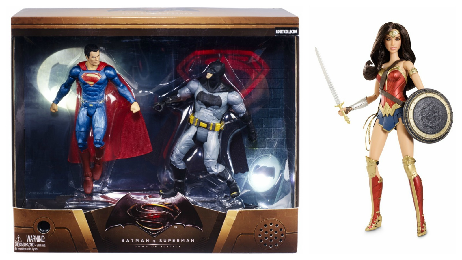 Sdcc 2015 And Webswipe Mattel Batman V Superman Exclusives - Usa -6806