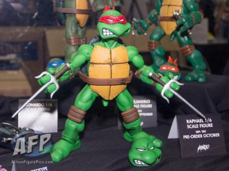 SDCC 2015 - Mondo One Sixth Scale Teenage Mutant Ninja Turtles (11 of 20)