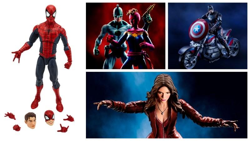 Toy Fair 2016 Hasbro Marvel Legends Press Pics