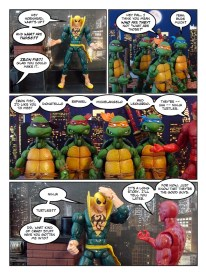 Daredevil - Gangsters and Ninjas and Turtles Oh My - page 15