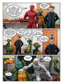 Daredevil - Gangsters and Ninjas and Turtles Oh My - page 30