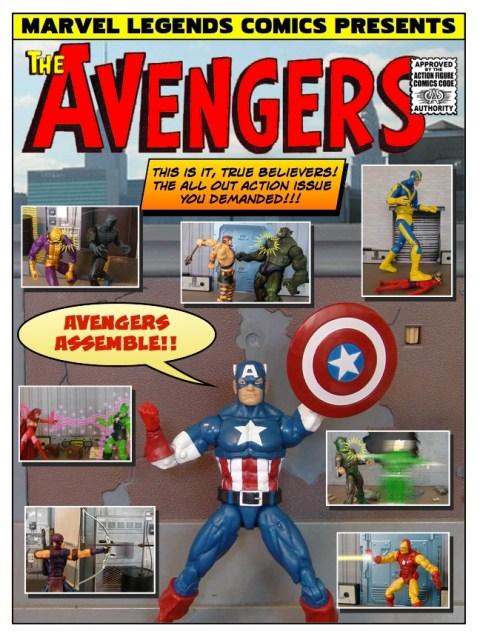 Avengers - The Big Brawl
