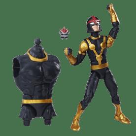 MARVEL GUARDIANS OF THE GALAXY VOL. 2 LEGENDS SERIES 6-INCH Figure Assortment (Marvel's Nova) - oop