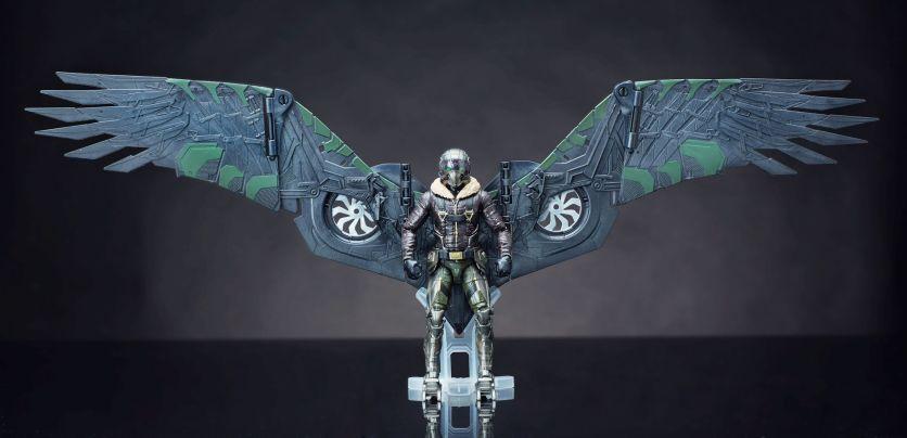 MARVEL SPIDER-MAN HOMECOMING LEGENDS SERIES 6-INCH Figure Assortment (Vulture) 1