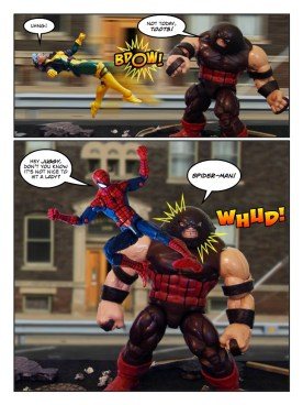 The Amazing Spider-Man - Twas the Fight Before Christmas - page 07
